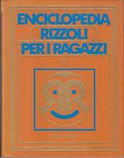 Enciclopedia Rizzoli per i ragazzi volume 5