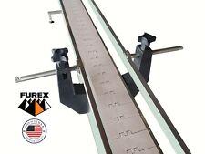 Furex Stainless Steel 8 X 4 Inline Conveyor With Plastic Table Top Belt