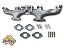 Ford inline 6 200 250 2V cylinder mustang dual outlet cast exhaust headers
