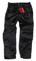 Polo Ralph Lauren RLX Womens Charcoal Metallic Slim Ski Snow Recco Pants NWT
