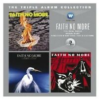FAITH NO MORE - THE TRIPLE ALBUM COLLECTION (ANGEL DUST/REAL THING/+) 3 CD NEW+