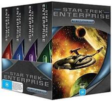 Star Trek Enterprise SERIES Seasons 1 2 3 4 : NEW DVD