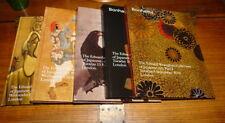 BONHAMS CATALOGUES-THE EDWARD WRANGHAM COLL.OF JAPANESE ART:PARTS I,II,III,IV&V