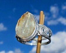 Skapolith kristallin - Ring Gr. 19,5 Silber 925