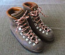 vintage Galibier chaussures de montagne T41   UK7