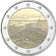 Finnland 2 Euro 2018 Finnische Nationallandschaften Koli Gedenkmünze bankfrisch