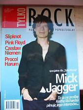 Tylko Rock 12/01 Mick Jagger Slipknot Sodom Kreator Destruction The Bee Gees