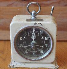 Vintage Clock Timer Interval GE General Electric 1950'S X-RAY Dept. Darkroom