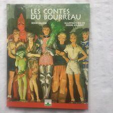 Pierre Joubert Les Contes Du Bourreau Dalens 1st HB Ed
