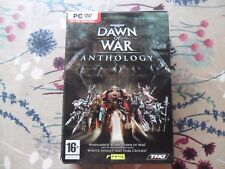 Warhammer 40,000: Dawn of War Anthology - Winter Assault Dark Crusade (PC, 2006)