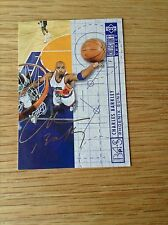 Charles Barkley Silver Signature NBA Basketball trading card