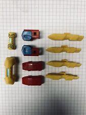 Daimos Popy Godaikin Vintage Accessories Lot