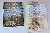 Lot of 12 Elgin Court Thank You Cards Unused 2 Designs     PP403