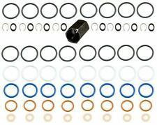 For Ford 6.0L Powerstroke Oil Rail Leak Repair Kit Tool O-rings Injector Seal