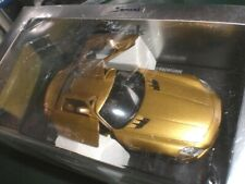 Spark 1023 - Mercedes Benz SLS AMG 2009 gold - 1:43 Made in China