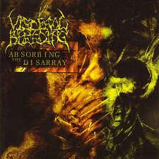 VISCERAL BLEEDING - Absorbing The Disarray CD (Neurotic, 2011) *Death Metal