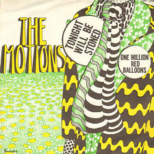 "MOTIONS – Tonight Will Be Stoned (1967 DUTCH FREAKBEAT VINYL SINGLE 7"")"