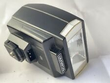 Olympus T20 Electronic Flash - New Duracell Batteries - Working Perfectly