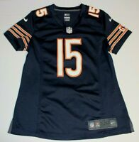 NFL Football Chicago Bears Brandon Marshall #15 Jersey Women Small Nike On Field