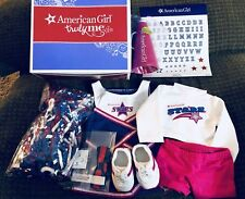 American Girl Doll 2 In 1 Cheer Gear Clothes Outfit Set New In Box Free Shipping