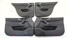 VW Golf Sportsvan 510 Door Panel Door Fairing Leather Set Ambience Tvk
