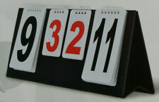 Punktezähler Punktetafel Zähltafel Scoreboard Tischtennis Beachvolleyball uvm.