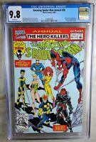 Amazing Spider-Man Annual #26 Marvel 1992 Venom CGC 9.8 NM/MT WPages Comic Q0083