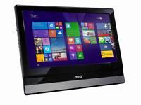 "All-in-One Desktop PC 19.5"" screen Intel 2.0ghz 4GB RAM 500GB HDD win 8 webcam"