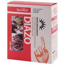 Speedball Diazo Photo Emulsion Kit, New, Free Shipping