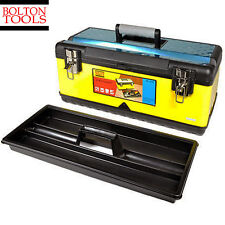 """Tool Box 23"""" Inch Case Cabinet Garage Storage Mechanic Chest"""