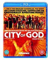 City of God [Blu-ray] [DVD][Region 2]
