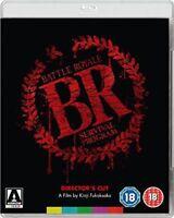 Battle Royale - Del Regista Taglio Blu-Ray Nuovo (FCD1249)