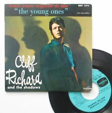 "Vinyle 45T Cliff Richard and the Shadows   ""The young ones"""