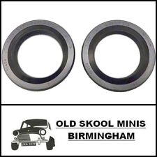 CLASSIC MINI DRIVE SHAFT OIL SEAL DIFF OUTPUT ADU5738 x2 AUSTIN ROVER LE 3J8