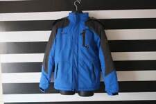UNCO & BOROR Winter Waterproof Camping Hiking Jacket Blue / Black Size 2XL