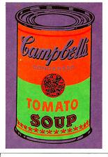 Andy Warhol Affiche. Pop Art.