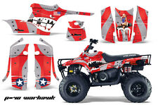 AMR Graphic Decal Sticker Kit Polaris TrailBoss ATV Boss Parts 04-09 P40
