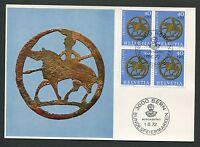 SCHWEIZ MK 1972 ARCHÄOLOGIE ARCHEOLOGY MAXIMUMKARTE MAXIMUM CARD MC CM d2942