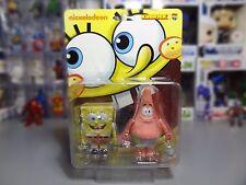 Medicom Nickelodeon Sponge Bob & Patrick Kubrick