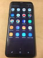 Samsung Galaxy S8 - 64GB  - Midnight Black (Unlocked) Smartphone