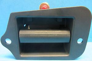 Interior Door Handle Rear Left Aluminum For GMC OEM # 19211052 Chevy S10 Sonoma