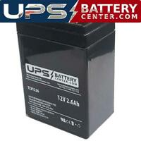 VRLA Replacement Battery AGM BSB GB12-4.2 12V 5Ah Sealed Lead Acid