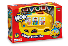WOW TOYS Sidney School Bus for 10mons+