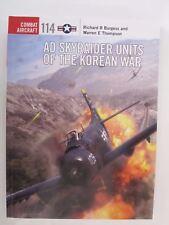 Osprey Book: AD Skyraider Units of the Korean War - Combat Aircraft 114