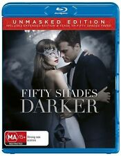 Fifty Shades Darker (Blu-ray, 2017)
