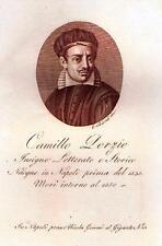 Napoli - Letteratura - Storia - CAMILLO PORZIO -  Gervasi - Biondi
