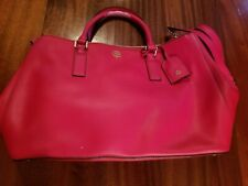 Tory Burch Robinson Large Double-Zip Tote Bag