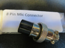 8 pin Mic connector   TS930, 940, 430, 440, 850, 870, 950, 2000