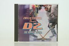 D2: The Mighty Ducks by Original Soundtrack (CD, Apr-1994, Hollywood)