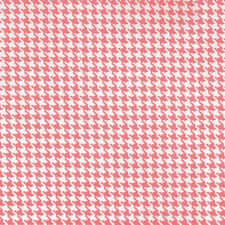 Michael Miller Tiny Houndstooth rose 100% Coton Tissu Fat Quarter CX4835-Shell